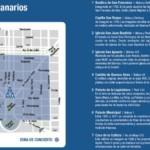 mapa campanarios