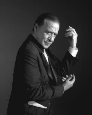Juan Carlos Copes, figura del Tango, bailarín
