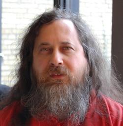 Richard Stallman, pionero del software libre