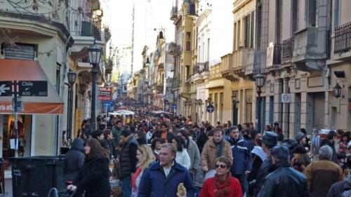 calle defensa domingo