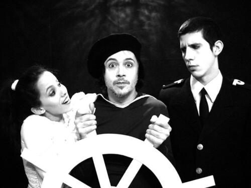 Teatro Infantil: Barcos