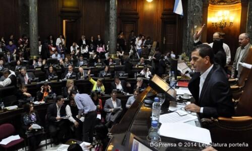 Sesión legislativa