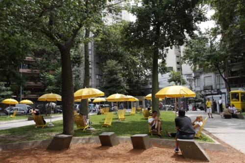 Buenos Aires Playa incluye 10 solariums