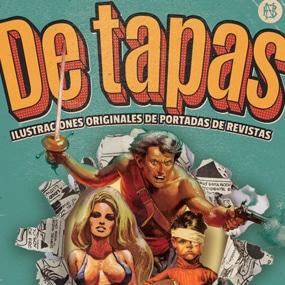 Muestra de tapas originales en el Museo del Humor