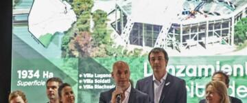Rodríguez Larreta presentó el Distrito del Deporte