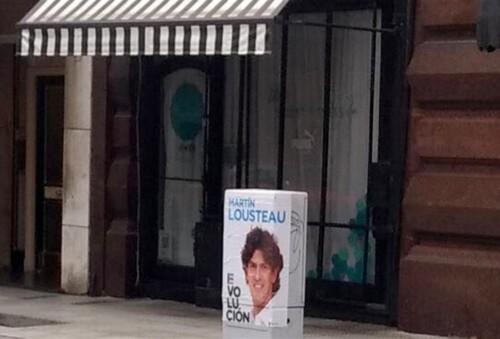 Afiches Ilegales Campaña Política Ciudad de Buenos Aires 2017