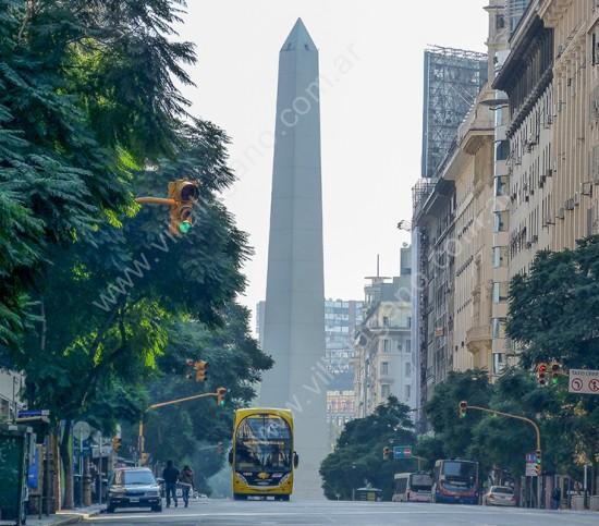 Diagonal Norte, Ciudad de Buenos Aires
