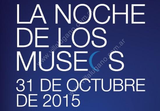 La Noche de los Museos 2015