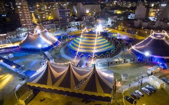 Feria del Libro Infantil y Juvenil en Polo Circo