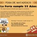 La Feria de Mataderos celebra 25 años de vida