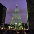 Festejos navideños en la Ciudad de Buenos Aires
