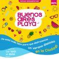 Buenos Aires Playa o Cómo Aliviar el Calor del Verano