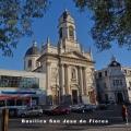 Circuito Papal en la Ciudad de Buenos Aires