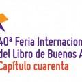 Noche de la Ciudad en la Feria del Libro de Buenos Aires