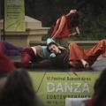Cinco días de celebración de la danza en la ciudad