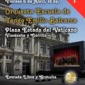 Para todos, la Orquesta de Tango Emilio Balcarce toca junto al Colón