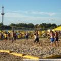 Comenzó la temporada 2011 de Playa en Buenos Aires, en Parque Roca y Parque de los Niños