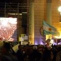 Sorpresivo mensaje del Papa Francisco a las personas reunidas en Plaza de Mayo