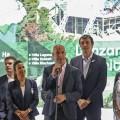 Rodríguez Larreta presentó el Distrito del Deporte, un proyecto que dará impulso a la Comuna 8