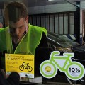 Campaña porteña para difundir las tarifas para bicis en estacionamientos